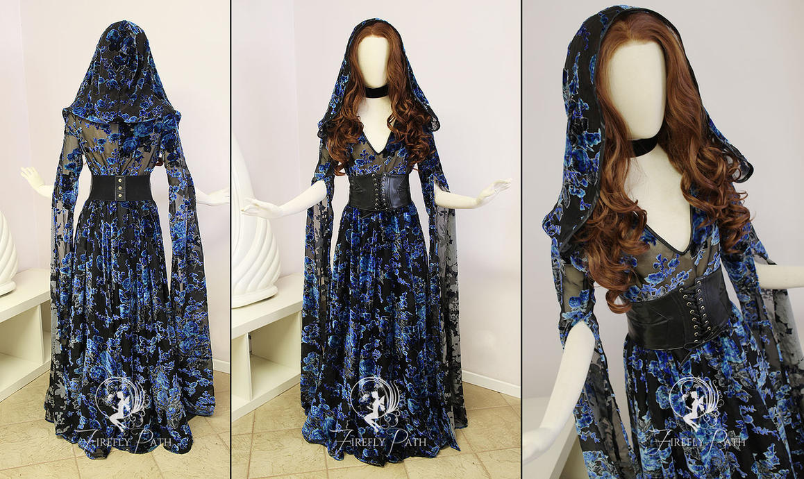 Mystic Gown by Firefly-Path on DeviantArt