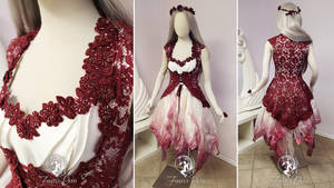 Fairytale Handfasting Gown