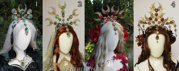 Choose your Crown