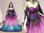 Twilight Lily Gown Details