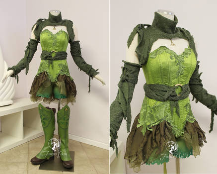 Adult Saria from Zelda: Ocarina of Time