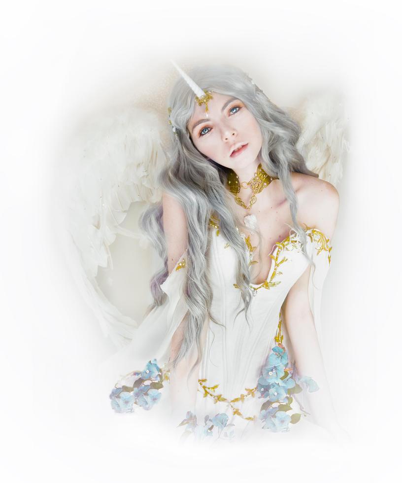 Crystal Unicorn by Firefly-Path