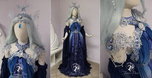 Dusk Armor Gown