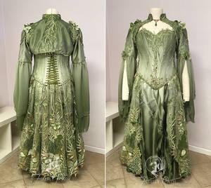 Nature Goddess Gown