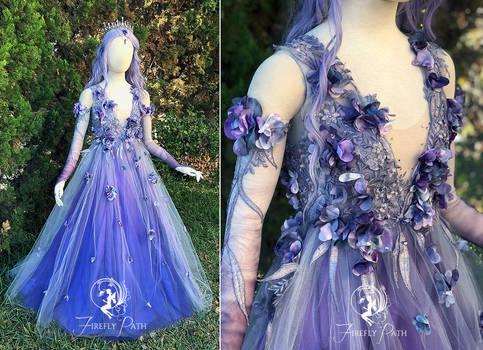 Dusk Faerie Bridal Gown