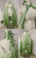 Leaf Cape by Firefly-Path