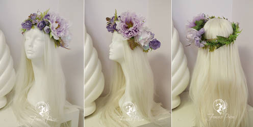 Plumeria Crown