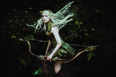 Elf Jump by Firefly-Path
