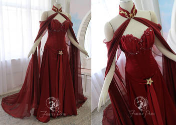 Star Trek Bridal Gown by Firefly-Path
