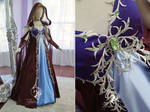 Sylvanas Windrunner Inspired Bridal Gown