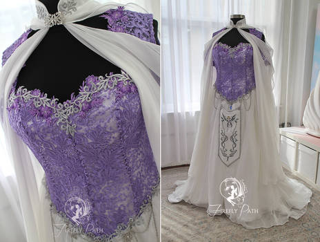 Custom Hyrule Gown