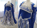 Sailor Moon Inspired Bridal Gown