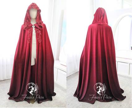 Gothic Fairytale Cloak