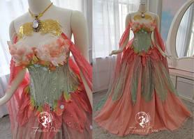 Lotus Princess Gown