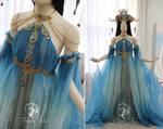 Ocean Goddess Gown