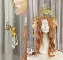 Lotus Princess Headress