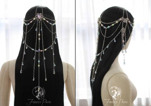 Hair Chain Lariat