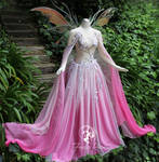 Faerie Blossom Gown