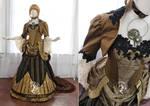 Steampunk Bridal Gown
