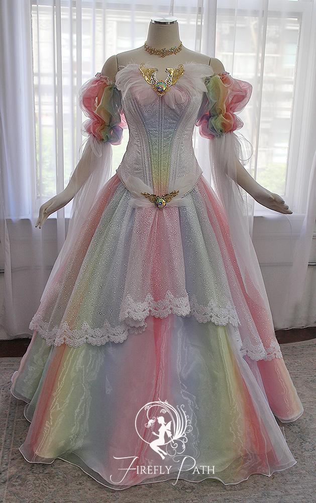 Sailor Cosmos Ballgown