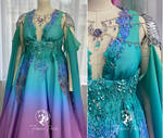 Sea Valkyrie Gown