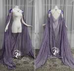 Lavender Mariposa Cape