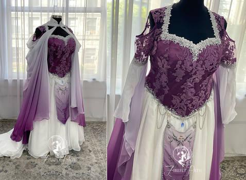 Plum Hyrule Gown