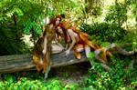 woodland sisters