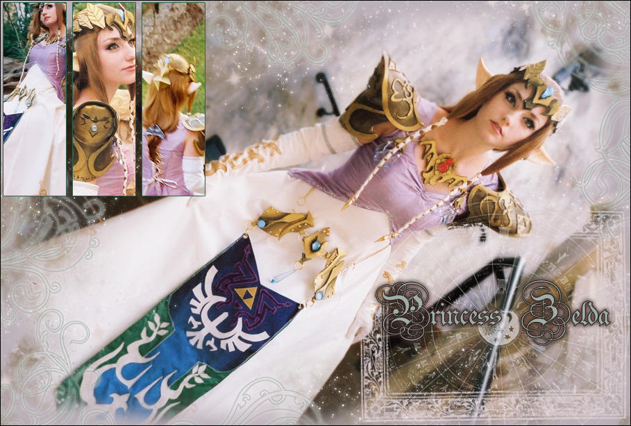 Twilight Princess by Lillyxandra