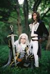 Alucard and Richter Belmont