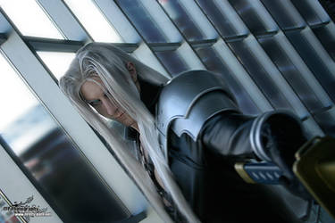Sephiroth Cosplay by Firefly-Path