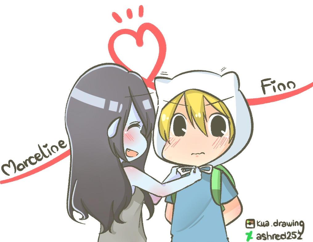 [Adventure Time] You look so cute, Finn by ashred252