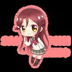 [LoveLive] Sakurauchi Riko Chibi Version