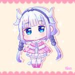Kanna Kamui by KuaTakeru