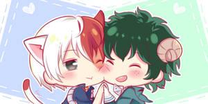 [MHA] Icon couple TodoDeku
