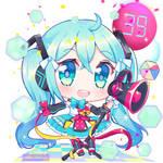 Miku Magical Mirai 2018