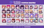 [C] Twitch Emotes