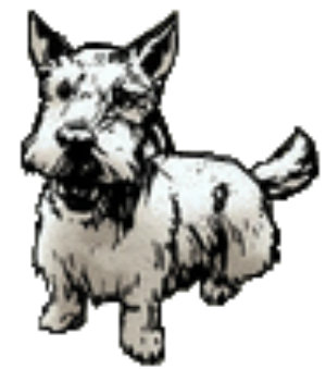 The Presence (God) (Terrier) (DC Comics) by FictionalOmniverse