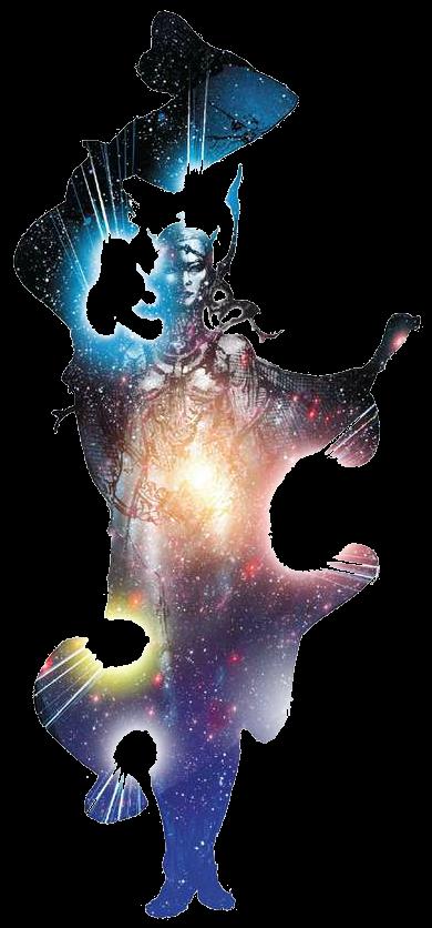 Eternity (Female) (Omniverse) by FictionalOmniverse