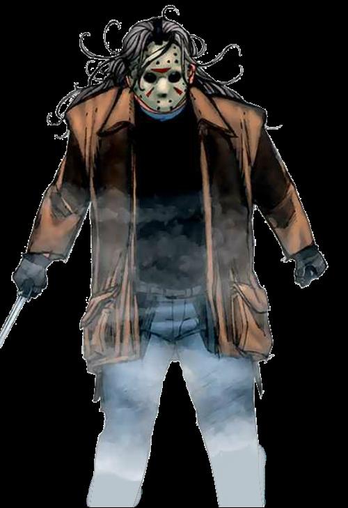 Jason Voorhees (Wildstorm) by FictionalOmniverse