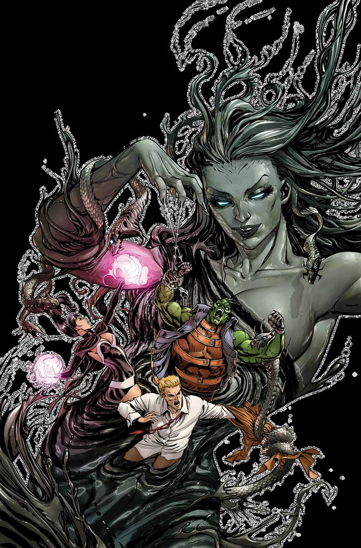 Pralaya (DC Comics) by FictionalOmniverse