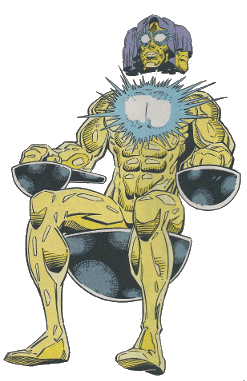 The Living Tribunal by FictionalOmniverse