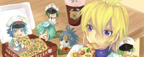 CFV : Pizza Party