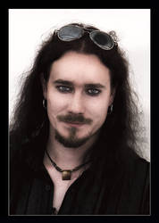 Tuomas Holopainen by GIVEthemHORNS