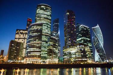 Moskva City
