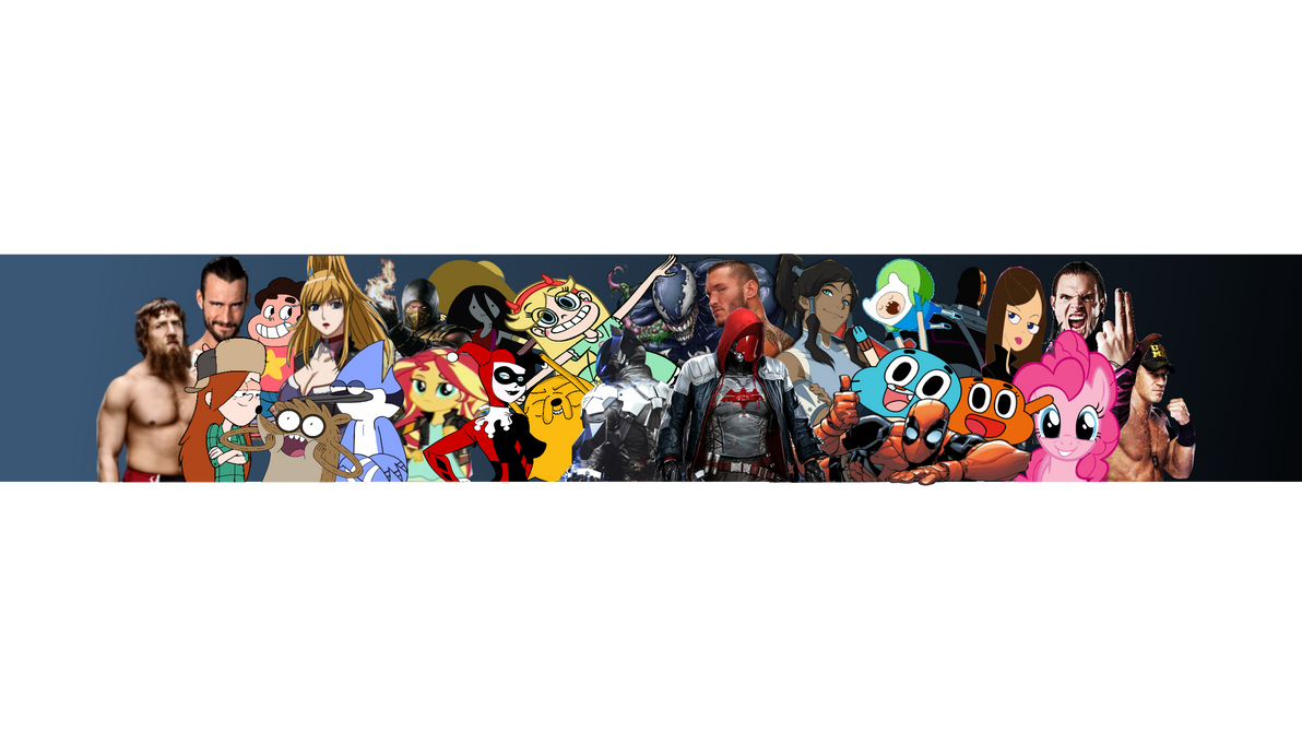 My Youtube Channel Banner by markellbarnes360
