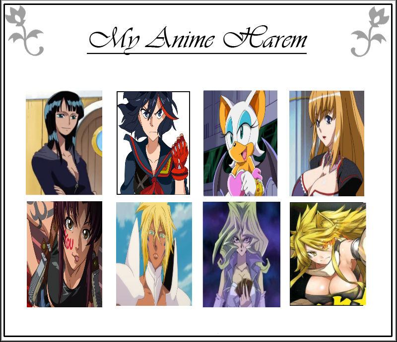 My Anime Harem by markellbarnes360