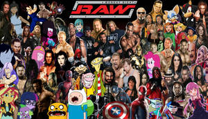 Raw Roster Complete