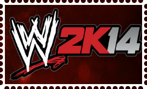 WWE 2k14 Stamp by markellbarnes360