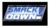 Ruthless Aggression SMACKDOWN! Stamp by markellbarnes360